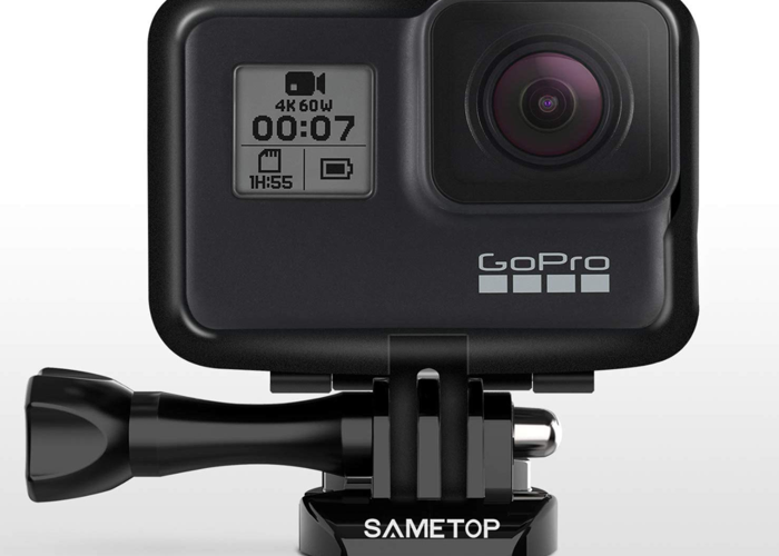 Gopro Hero 7 BLACK with upgraded frame  - 1