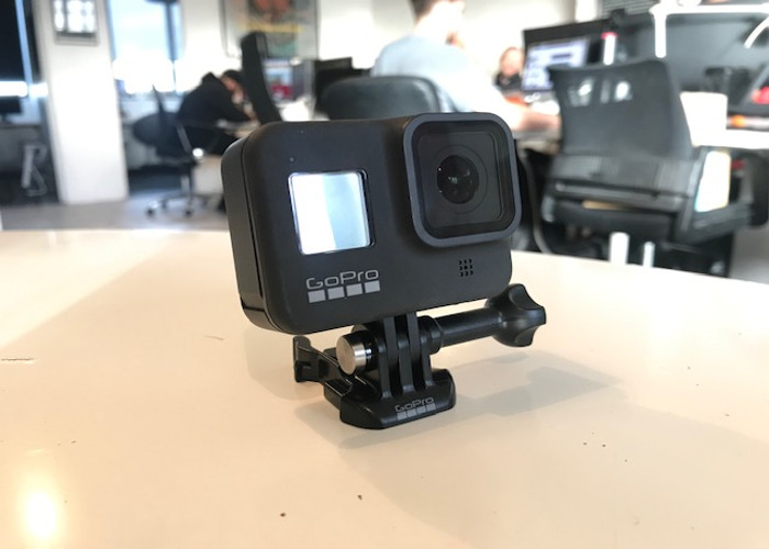 GoPro Hero 8 Black with SD Card and Accessories - 2