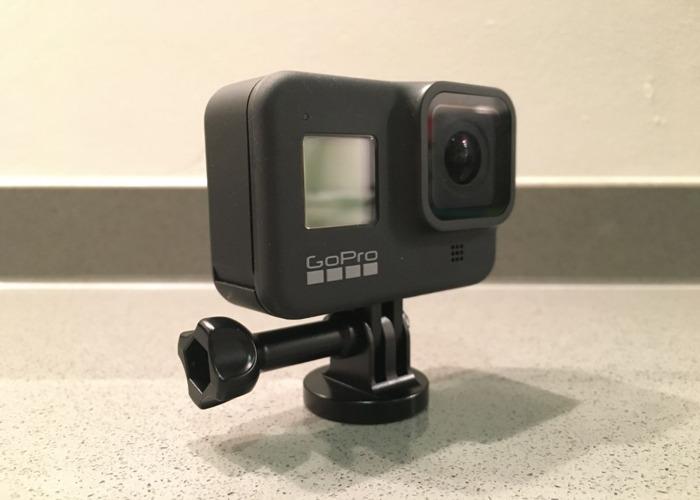 GoPro Hero 8 Black Camera with Tripod Mount - 1
