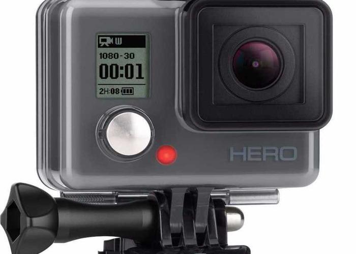 GoPro Hero (entry-level), 1080p - 1