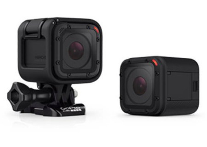 GoPro Hero Session + Mounts - 1