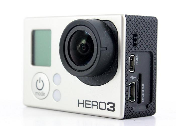 GoPro Hero3+ - 1