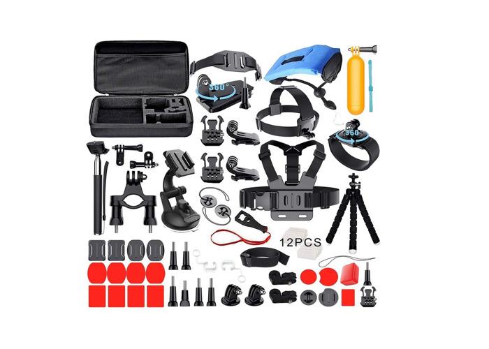 GoPro Hero4 Black Action Kit2 - 2