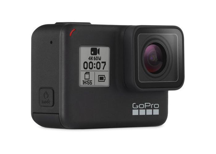 GoPro Hero7 Black Action Camera + Free 32gb Micro SD Card - 2