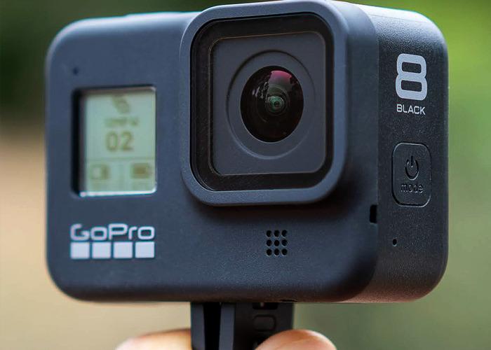 GoPro HERO8 Black - 4K - 1