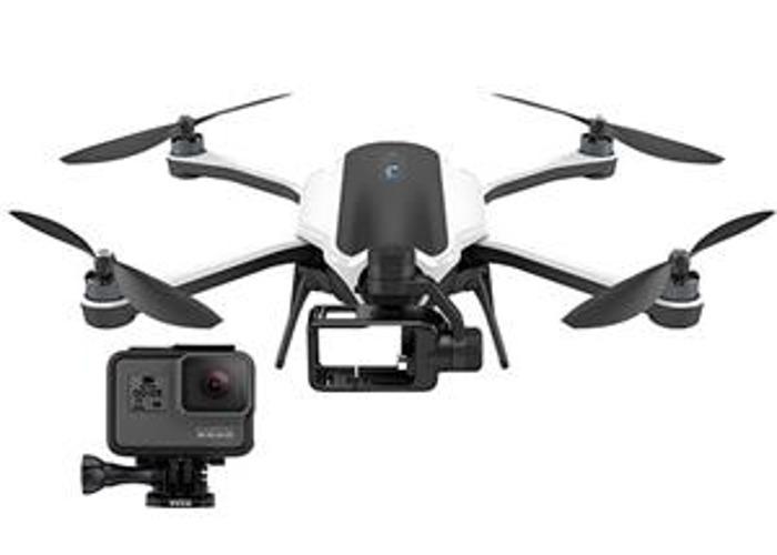 GoPro Karma Drone with GoPro HERO5 Black Camera - 1
