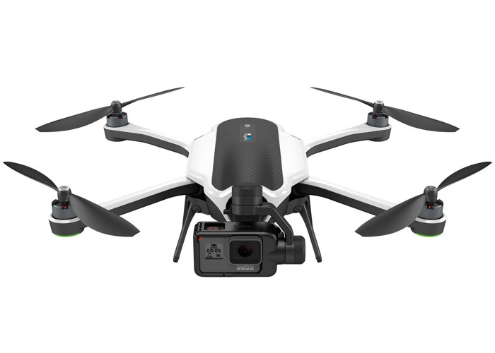 GoPro KARMA Drone with HERO5 Action Camera - Black/White - 1