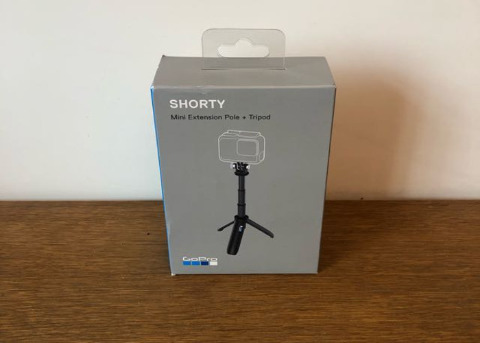 GoPro Shorty Grip/Extension Pole and Tripod - 1