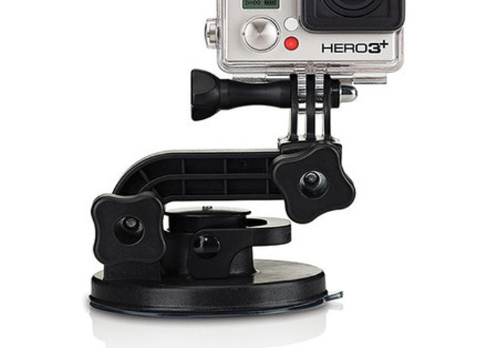GoPro Suction Cup Mount - 2