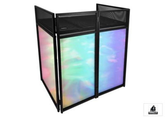 Gorilla DBS Lite DJ Booth - 2