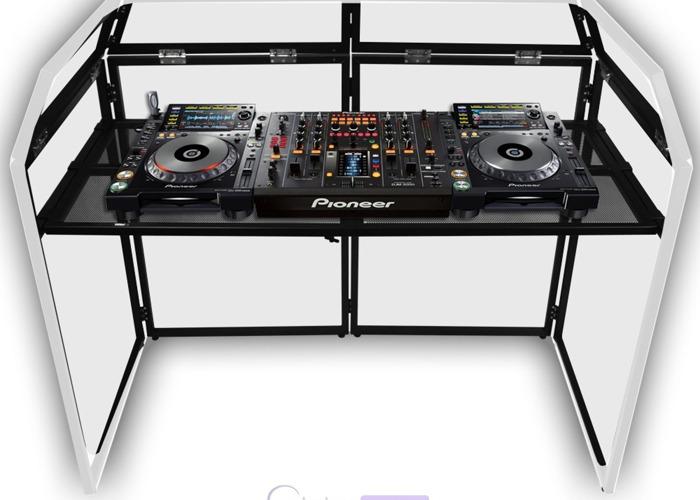 Gorilla DBS Series 2 Complete DJ Booth - 2