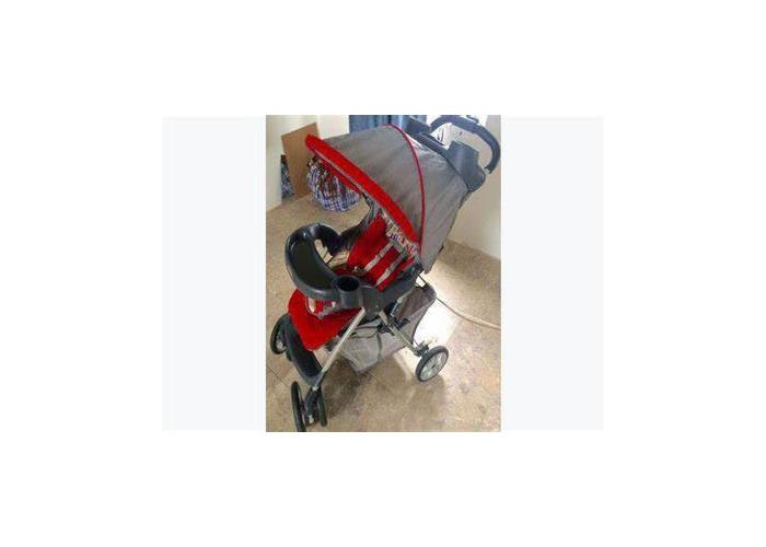 Graco stroller heavy duty  - 1