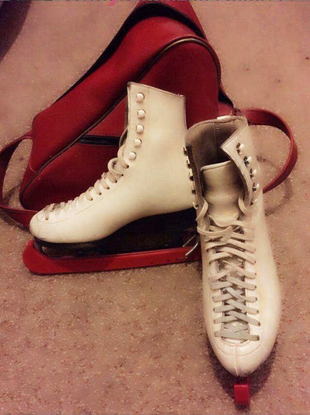 Graf Professional Women's ice skates - 1