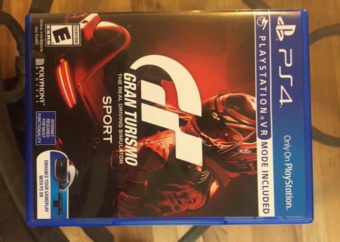 Gran Turismo Sport - PlayStation 4 - 1