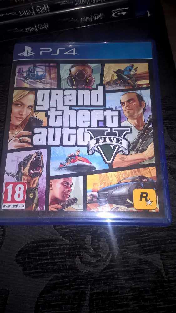 Grand Theft Auto 5 - 1