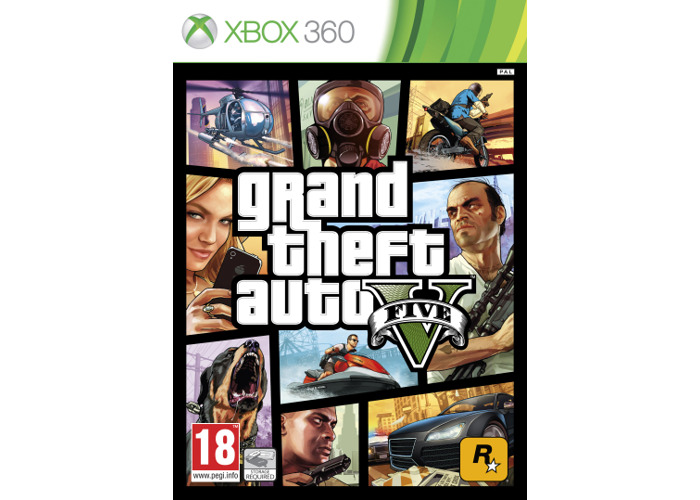 Grand Theft Auto V (Xbox 360) [video game] - 2