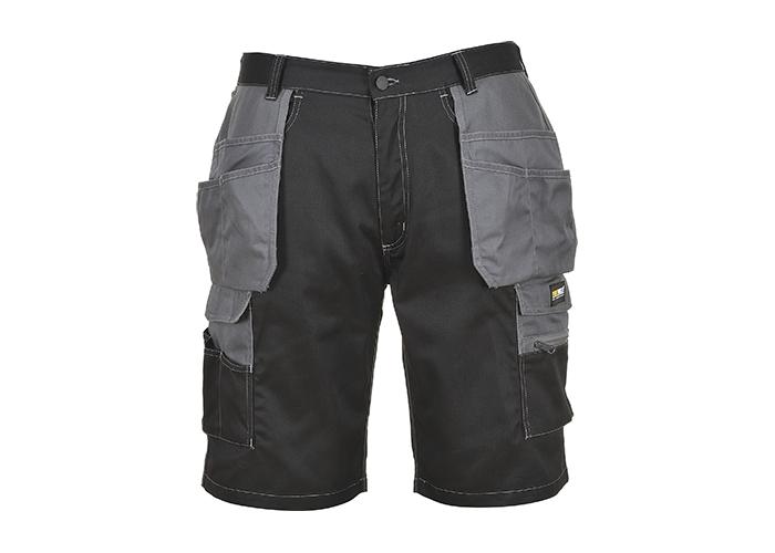 Granite Holster Shorts  BkZoom  Medium  R - 1