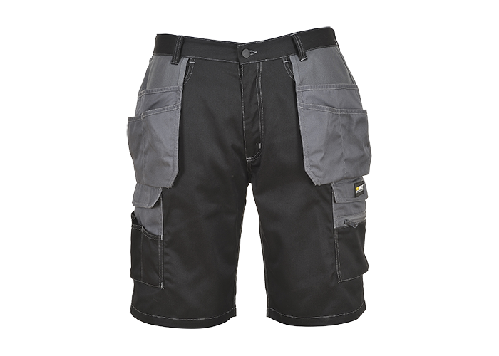 Granite Holster Shorts  BkZoom  Small  R - 1