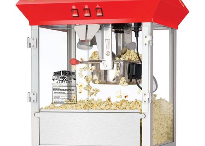 Great Northern Popcorn 6010 Popcorn Machine - 1