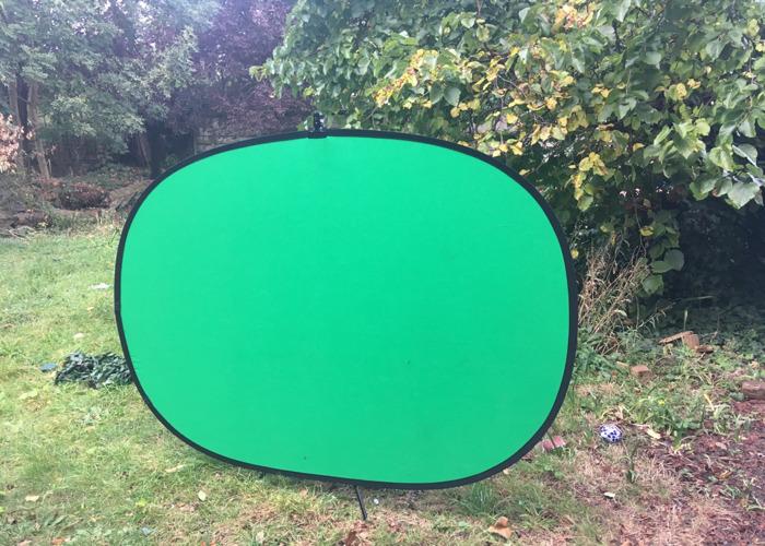 Green / Blue screen  - 1