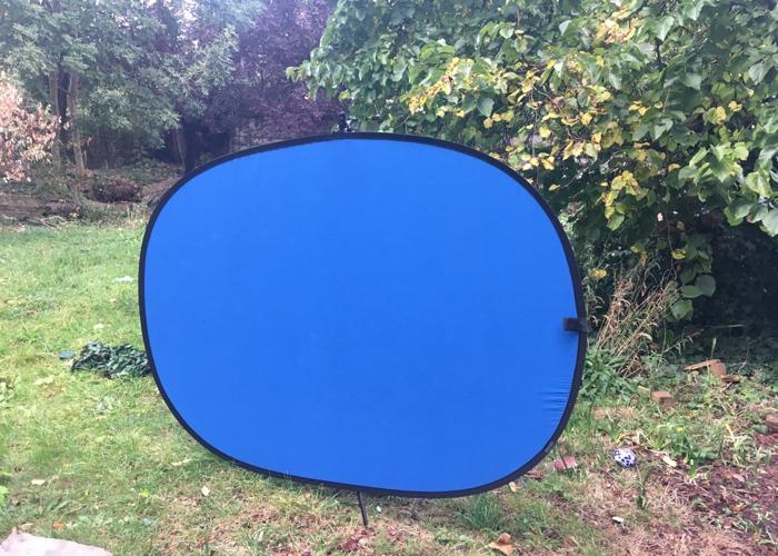 Green / Blue screen  - 2