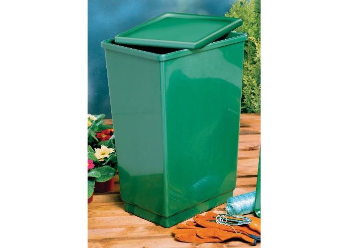 Greenhouse Bin Seat - 2