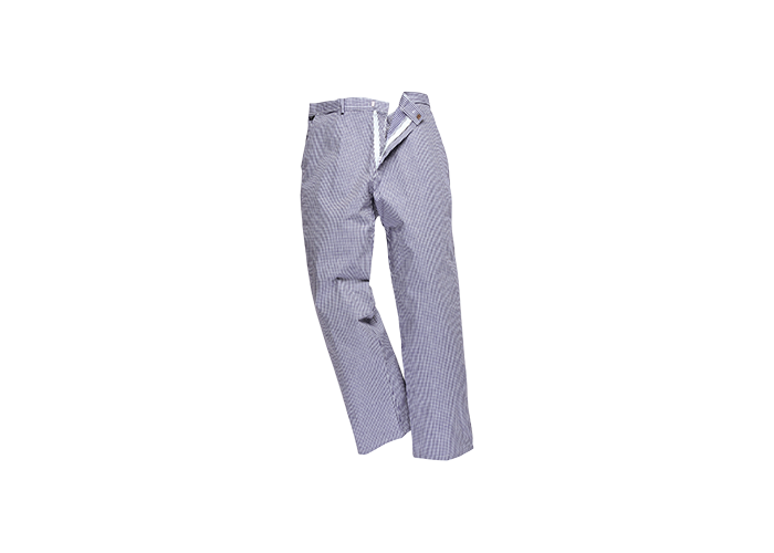 Greenwich Chefs Pants  Check  80  R - 1