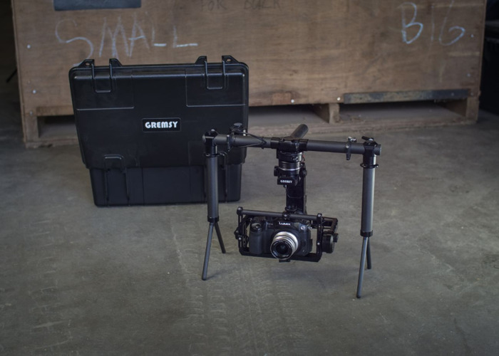Gremsy H3 Gimbal with Remote Controller - 1