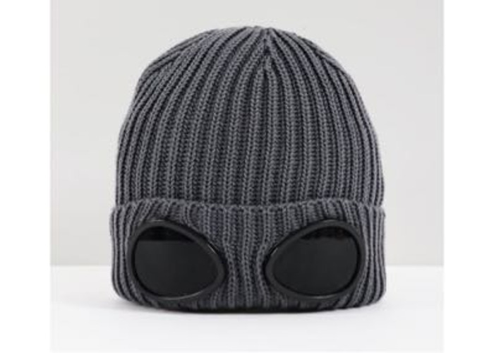 Grey C.P. Hat  - 1