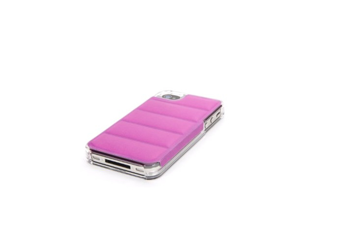 Griffin Elan Form Flight Case for iPhone 4/4S - Orchid - 2