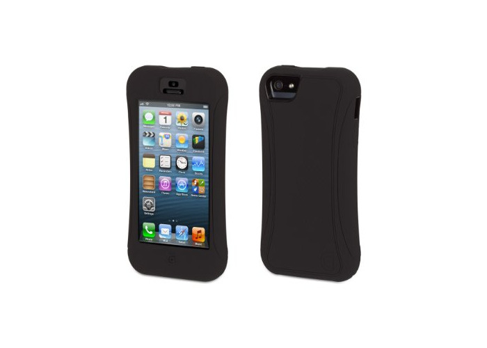 Griffin Explorer Super Protective Case for iPhone 5 - Black - 2
