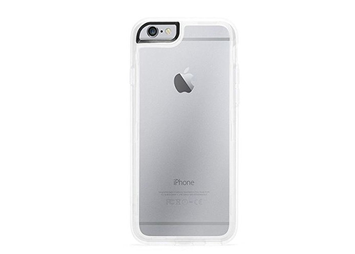 Griffin GB40410 Identity All Clear Case for iPhone 6, 6s - Clear - 1
