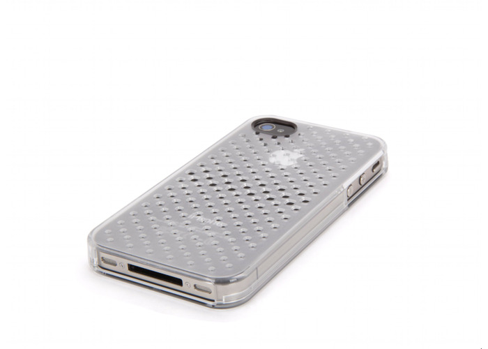 Griffin iClear Air Case for iPhone 4/4S - Clear - 2