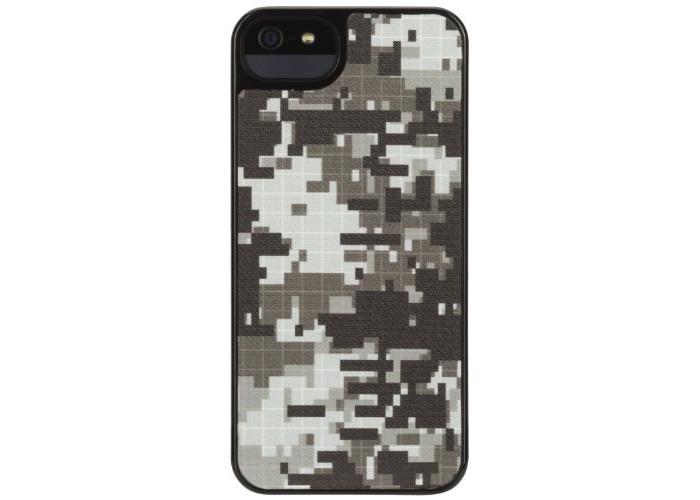 Griffin PixelCrash Form Case for iPhone 5 - Black - 2