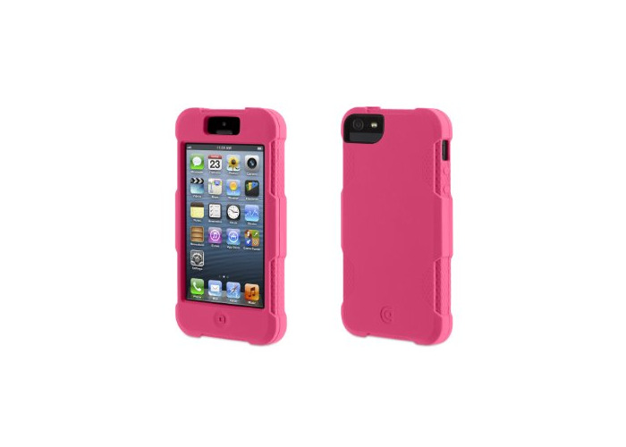 Griffin Protector Case for iPhone 5 - Pink - 1