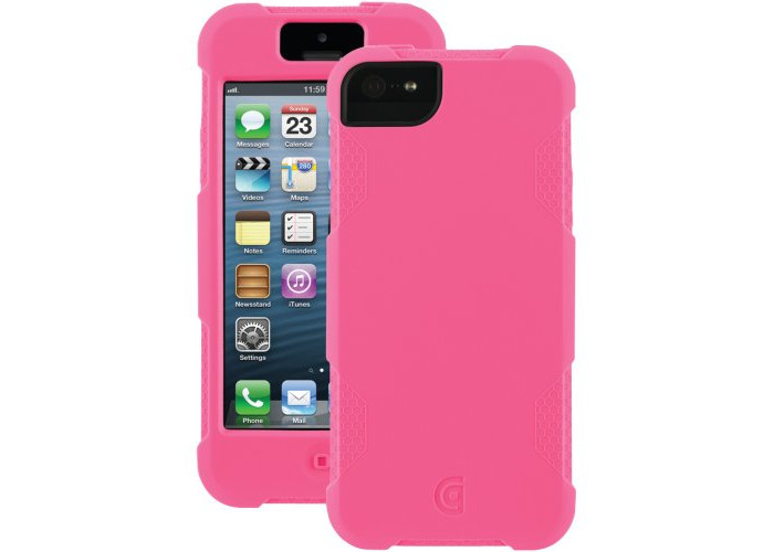 Griffin Protector for (fluoro Fire) iPhone 5 - 1