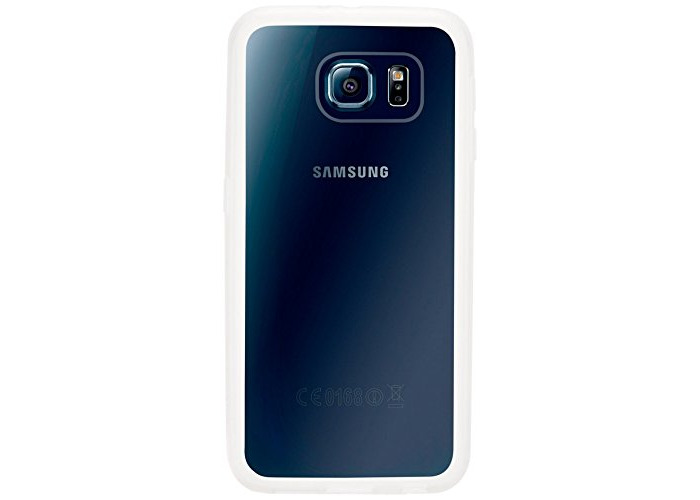 Griffin Reveal Ultra-Thin Hard shell Cover Case for Samsung Galaxy S6 - Clear - 1
