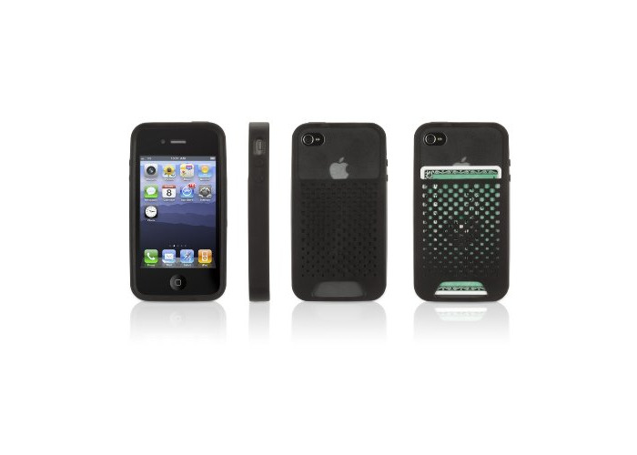 Griffin Reveal Wallet Case for iPhone 4/4S - 1