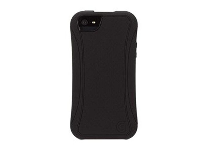 GRIFFIN Survivor Slim Case for iPhone 5/5s/SE - Black - 1