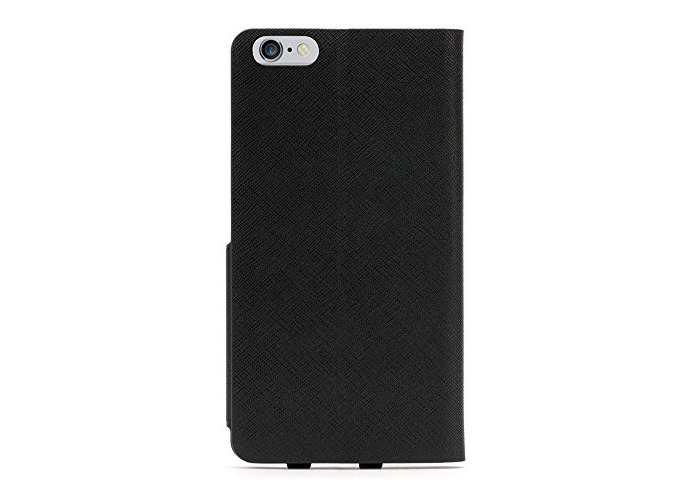 Griffin Wallet Case for Apple iPhone 6 Plus - Black - 1