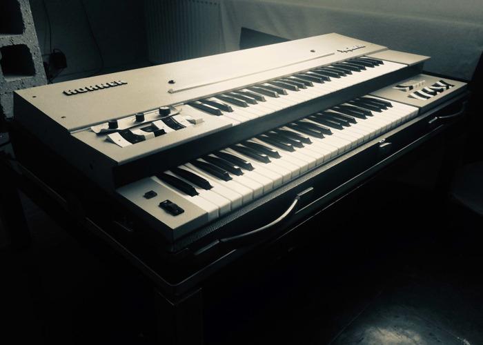 Groovy 60's organ - 1