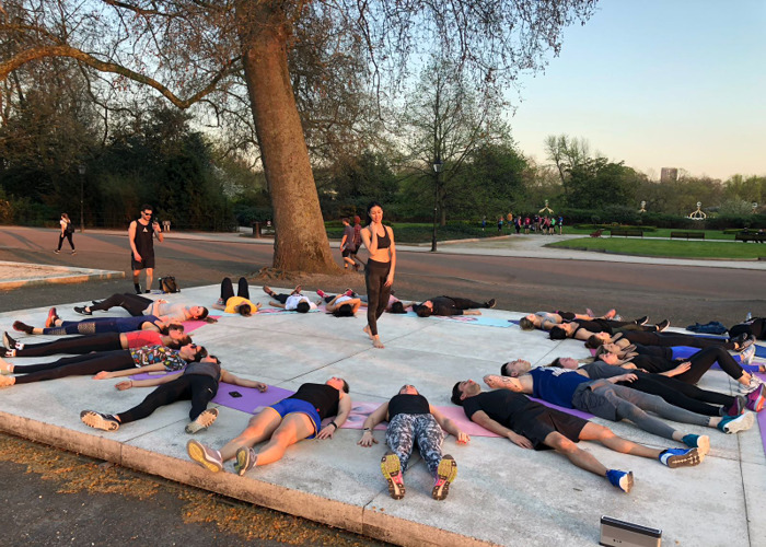 Group / private yoga lesson  - 2