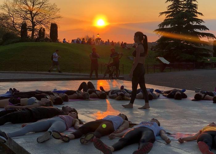 Group / private yoga lesson  - 1