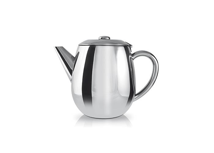 Grunwerg Cafe Ole 0.35L Double Wall Tea Pot - 1