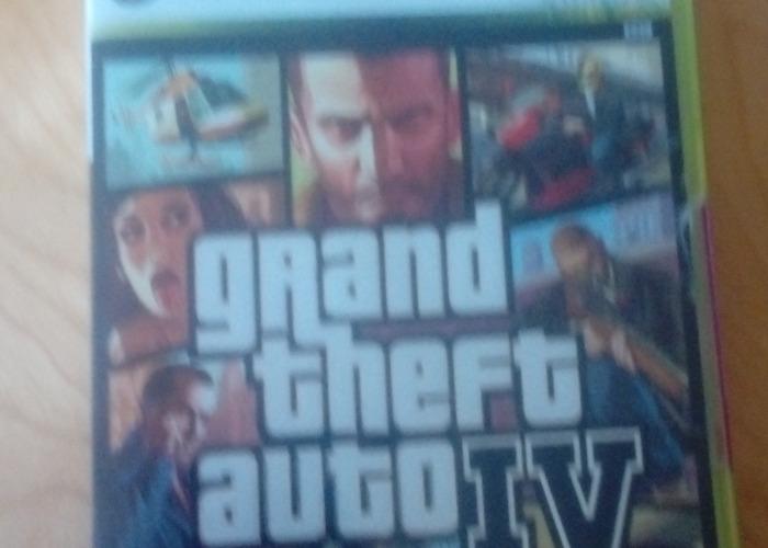 GTA 4 Xbox 360 Game - 1