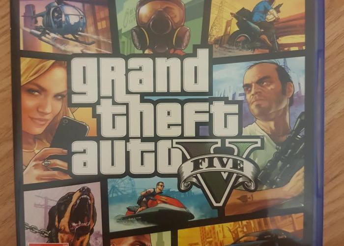 grand of theft auto 5
