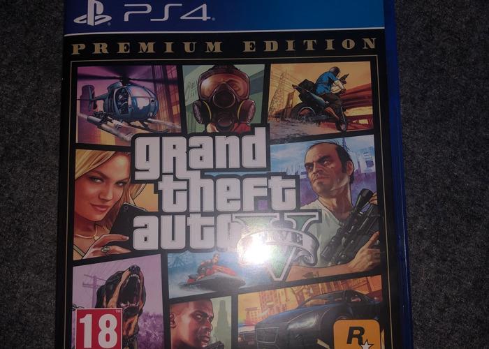 GTA V PS4  - 1