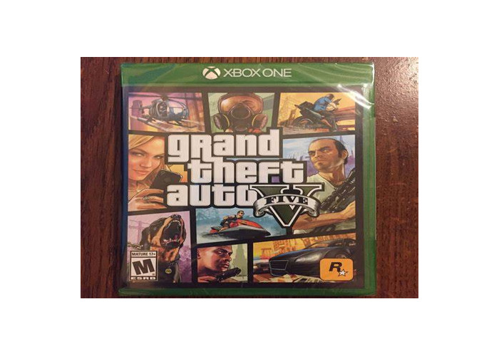 GTA V Xbox One - 1