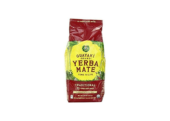 Guayaki Tea Traditional Mate Org 75 Bg - 1