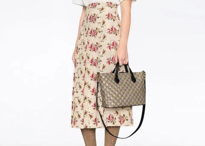 Gucci Bee Tote Bag - 2